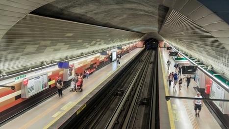 En 2018, el metro de Santiago de Chile funcionará principalmente con energía solar y eólica | Procedimientos de construcción | Scoop.it