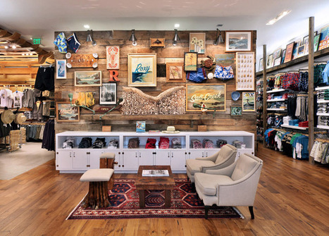 Quiksilver South Coast Plaza flagship store | Retail Design Review | Scoop.it