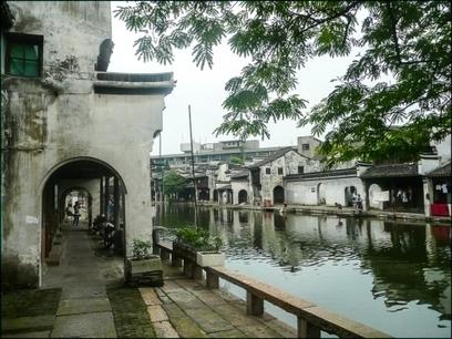 Les espaces ruraux touristiques dans le delta du Yangzi, entre intégration ville-campagne et développement rural | Chine contemporaine • 內 | Scoop.it