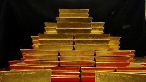 'Britain's mint is trying to make gold act more like bitcoin' @investorseurope | Mining, Drilling and Discovery | Scoop.it
