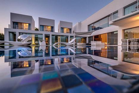 cubes contemporary residence by nestor sandbank - designboom   architecture & design magazine   Architecture and Design   Scoop.it