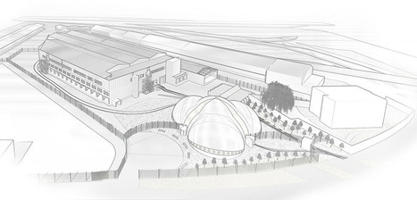 Julien Beller du 6b est l'architecte du camp des migrants à Paris | espace-approprie | Scoop.it