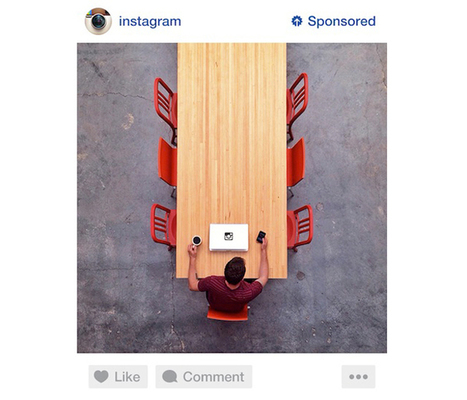 Instagram Reveals What Ads Will Look Like in Your Timeline | Social is Visual by Heaven | Scoop.it
