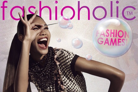Pazzi per lo shopping con Fashioholic · essegi | Serious games | Scoop.it