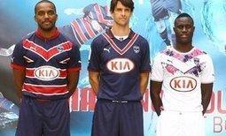 Bordeaux 5ème plus gros vendeur de maillot | Les Girondins de Bordeaux | Scoop.it