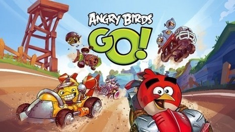 Angry Birds Go! is now available for all smartphones | Gizmantra | Scoop.it