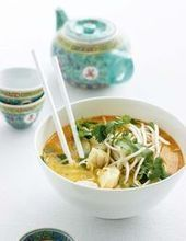Soupe chinoise express au poisson - L'Express   Cook trends !   Scoop.it