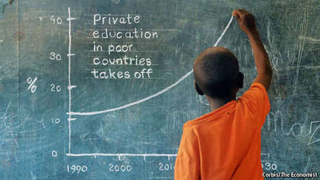 The $1-a-week school | The Economist | International aid trends from a Belgian perspective | Scoop.it