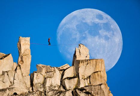 Highlining at Cathedral Peak, Yosemite, California | CAMPING VALDERREDIBLE. | Scoop.it