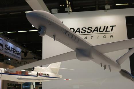 À la France les satellites d'observation, à l'Allemagne les drones MALE | World of Drones | World of Drones  -  UAV, UAS, sUAS, RPAS, VANT | Scoop.it