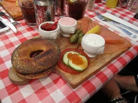 Pour un authentique et gigantesque sandwich au pastrami, direction ...   New York et Paris - Capitales.   Scoop.it