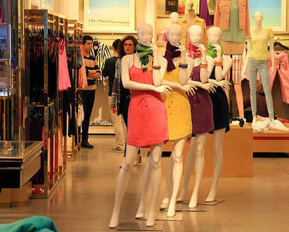In time for Black Friday, study says materialism bad for your health - allvoices   APHG   Scoop.it
