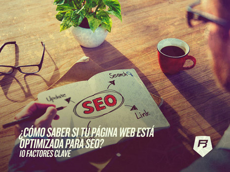 Tu web está bien posicionada en Google? Rebeldes marketing online | Ingenia Social Media Menorca | Scoop.it