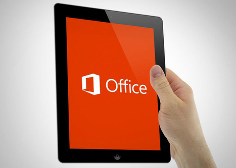 Microsoft Office for Android and iOS will land late 2014 - Know Your Mobile | Using Word PowerPoint and Excel on iPad | Scoop.it