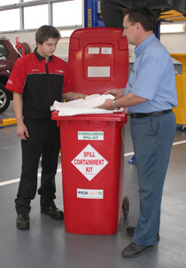 Oil Spill Brisbane | Spill Control and Chemical Spill Response Kits | Scoop.it
