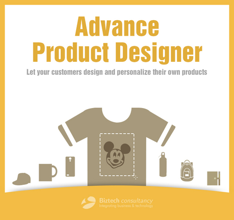Let your Customers #Design & Purchase Personalized Products this #Christmas | Magento Development | Scoop.it