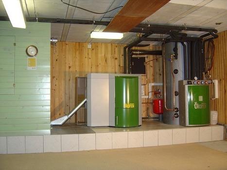 Le bois-énergie en France : une filière qui se développe fortement ... | Chauffage - ECS - Ventilation | Scoop.it