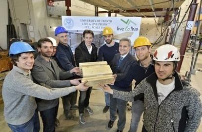 Università di Trento, nuove soluzioni per il social housing   Costruzioni   Scoop.it