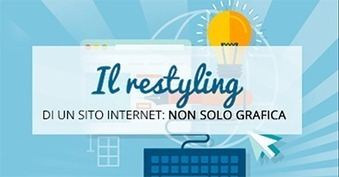 Il restyling di un sito internet: non solo grafica | Turismo 2.0 e tendenzie innovative on line | Scoop.it