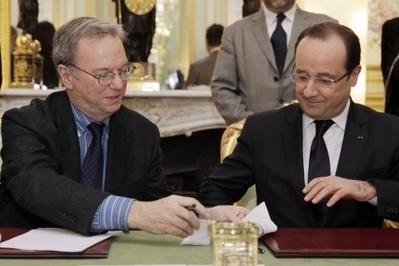 Google acuerda con Francia pagar a los diarios galos 60 millones de euros | #Medios | Scoop.it