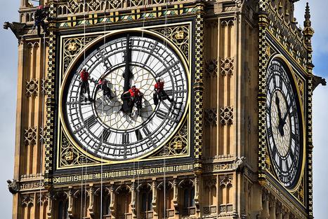 """London's Big Ben to fall silent for months during """"desperately"""" needed repairs next year 