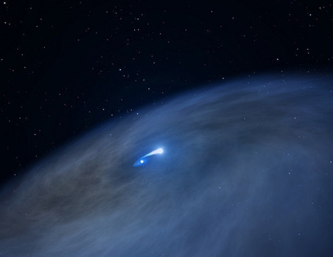 Hubble Observes One-of-a-Kind Star Nicknamed 'Nasty' | Science&Nature | Scoop.it