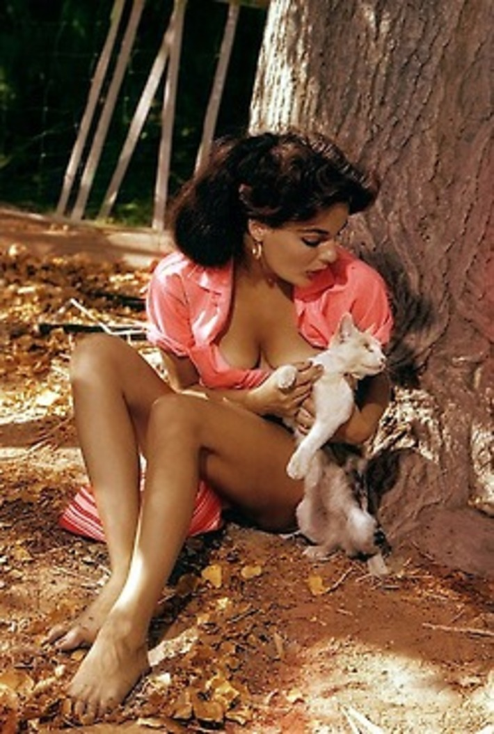 Marilyn Hanold :: Miss June, 1959 | Sex History | Scoop.it