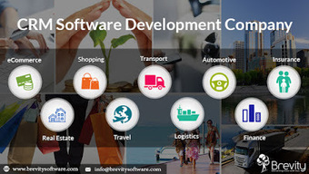 Most Reilable Custom CRM Software Development Company | Web and Mobile App Development Company | Scoop.it