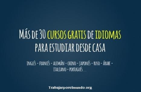 30 Cursos Gratis para estudiar Idiomas desde casa | Ofertas de empleo, Crea tu empresa | Scoop.it