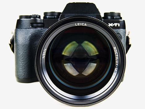 Using M Lenses on Fujifilm X Cameras   La Vida Leica!   Fuji X Series   Scoop.it