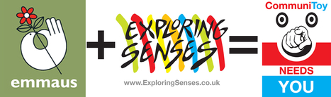 Exploring Senses: Exploring Senses x Emmaus = Resource and Skills exchange | Social mechanics, resource and skills exchange, playful interactions, fun! | Scoop.it