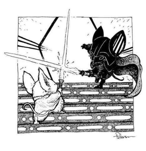 Mousey Movie Cast Drawings   Arte y Fotografía   Scoop.it