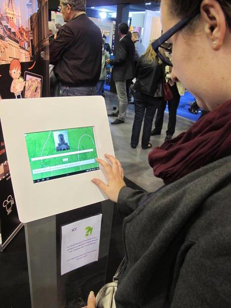 Douaisis Tourisme veut faire siennes les nouvelles technologies - La Voix du Nord | Actualités culturelles du douaisis | Scoop.it