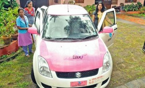 24x7 women-only cab service in Kerala: An unfolding success story - Deccan Chronicle | private taxi fleets | Scoop.it