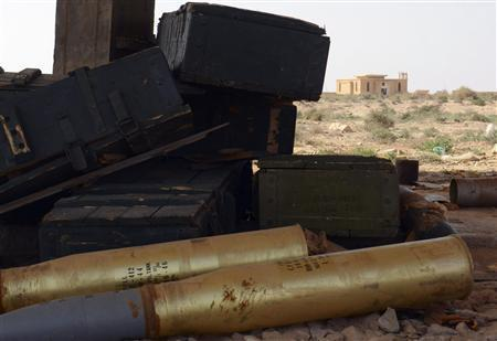 Massive munitions stockpiles unguarded in eastern Libya | Coveting Freedom | Scoop.it