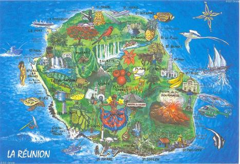 Le tourisme insulaire: Exemple de la Reunion | Le tourisme marin ... | EPE tourisme durable | Scoop.it