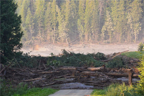 What caused the Mount Polley tailings pond failure? | Sustain Our Earth | Scoop.it