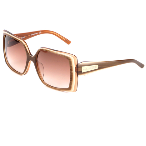 Gianfranco Ferre GF 929 04 Sunglasses - Brown Ivory | Product We Love | Scoop.it