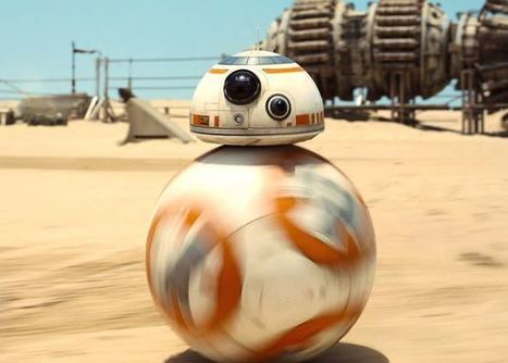 DIY Arduino Powered 3D Printed Star Wars BB-8 Droid (video) - Geeky Gadgets | Raspberry Pi | Scoop.it