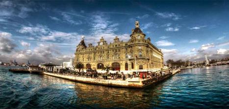 Historic Istanbul train station hosts book fair - www.worldbulletin.net | Railway anthology | Scoop.it