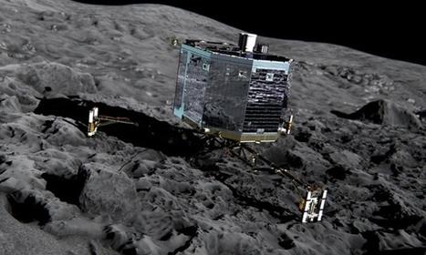 Rosetta comet landing | Politically Incorrect | Scoop.it