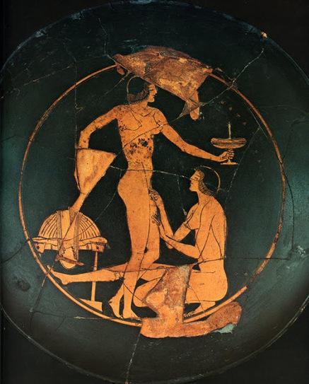 L'ARMARI OBERT: LAS RELACIONES HOMOSEXUALES A TRAVÉS DEL ARTE. (I PARTE) | Arte y Cuerpo | Scoop.it