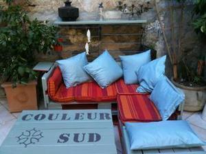 Les couleurs du sud en palettes | Best of coin des bricoleurs | Scoop.it