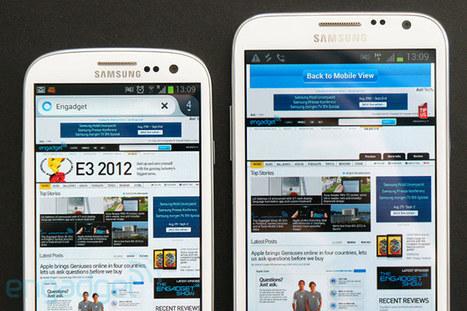 Galaxy Note 3 xuất hiện trên trang web của Samsung | iPhone | Scoop.it