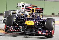 A Singapore  un guasto ferma Hamilton  Trionfo di Vettel,  Alonso è terzo   Quotidiano Online!   Scoop.it