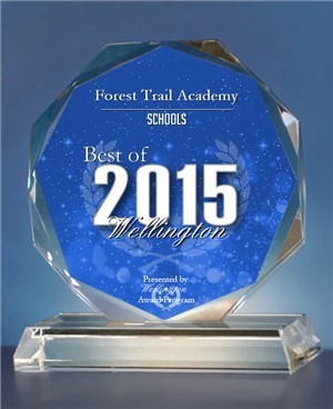 Forest Trail Academy Receives 2015 Best School of Wellington Award! | K-12 Online Education | Scoop.it