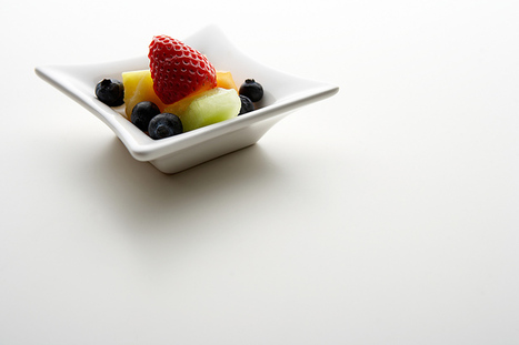 When It Comes to Food, Presentation Matters | face2face | Meetings & Events | Scoop.it