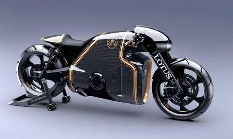 Lotus licensed motorcycle is ready to hit the road - AutoWeek | Motorcycle Mania | Scoop.it