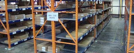 Industrial rack Manufacturers | Pallet Storage rack in Bangalore, India | vertexcomsys | Scoop.it