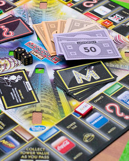 Monopoly Remakes Infused With Brands | Branding Magazine | Digital and Social Media Marketing focusing on Generation Y | Scoop.it